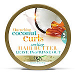 OGXQuenching Coconut Curls Curling Butter Leave In or Rinse Out