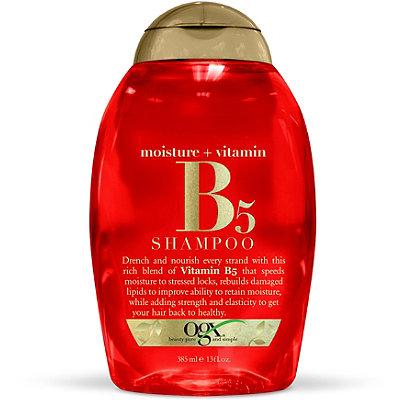 OGXMoisture + Vitamin B5 Shampoo