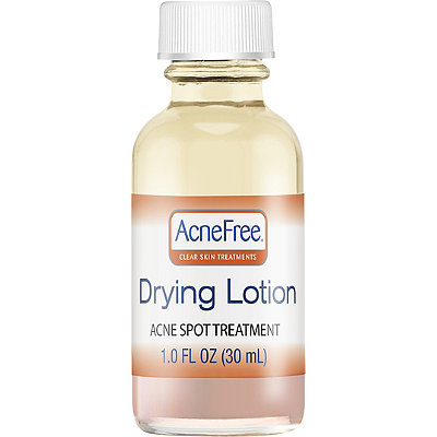 University Medical Acnefree Sensitive Skin Drying Lotion