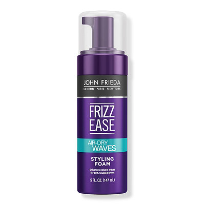 Frizz Ease Dream Curls Air Dry Waves Styling Foam
