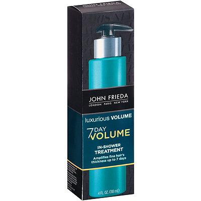 John FriedaLuxurious Volume 7-Day Volume Treatment