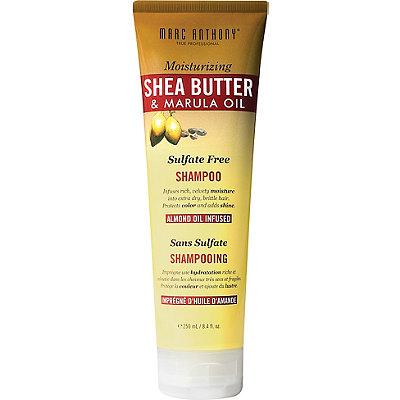 Marc AnthonyMoisturizing Shea Butter %26 Marula Oil Sulfate Free Shampoo