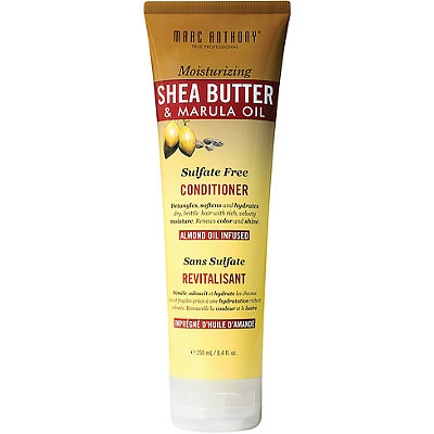 Marc Anthony Moisturizing Shea Butter %26 Marula Oil Sulfate Free Conditioner