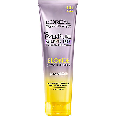 L'Oréal EverPure Blonde Brass Banisher Shampoo