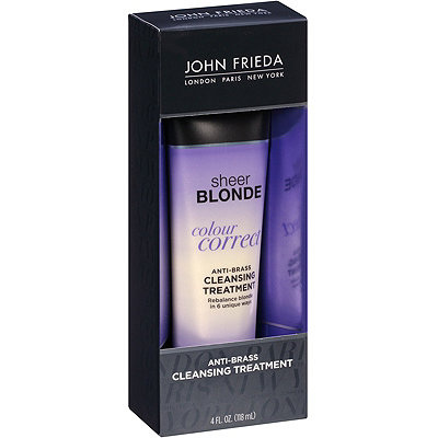 John Frieda Sheer Blonde Colour Correct Treat 4oz