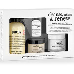 Cleanse, Refine & Renew Kit