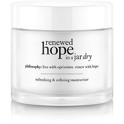 Renewed Hope In A Jar Dry
