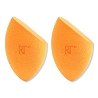 Real Techniques by Sam & Nic Chapman Miracle Complexion Sponges, 2 pk