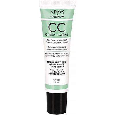 Nyx Cosmetics Green CC Cream