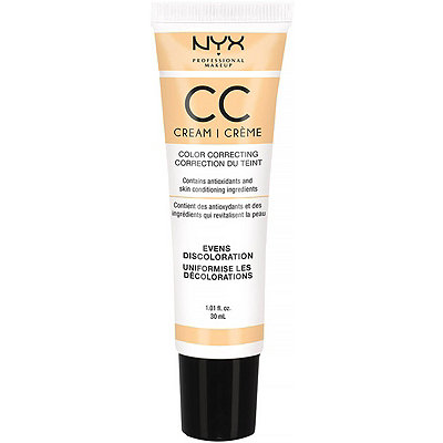 Nyx Cosmetics Peach CC Cream