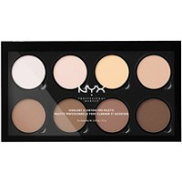 Highlight &Amp; Contour Pro Palette by Nyx Professional Makeup