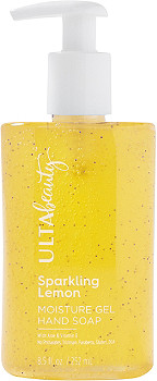 5-Pack Ulta Sparkling Lemon Moisture Gel Hand Soap