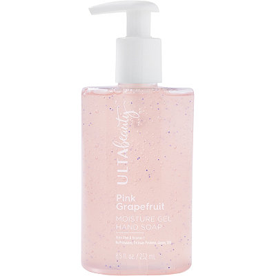 ULTA Pink Grapefruit Moisture Gel Hand Soap