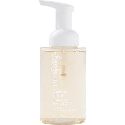 Coconut Cream Foaming Hand Soap