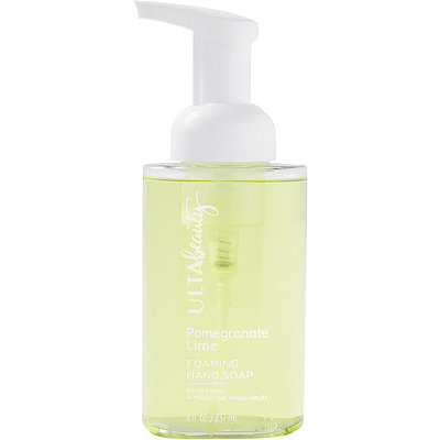 ULTA Pomegranate Lime Foaming Hand Soap