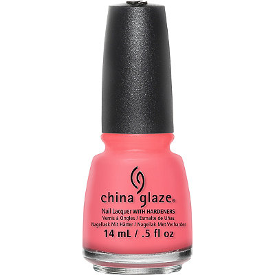 China Glaze Road Trip Nail Lacquer with Hardeners Collection