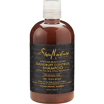 SheaMoistureAfrican Black Soap Dandruff Control Shampoo