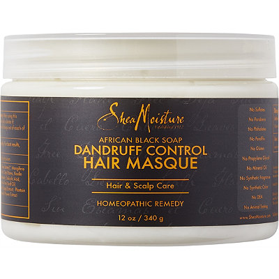 SheaMoisture African Black Soap Dandruff Control Hair Masque