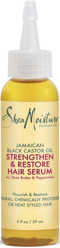 Sheamoisture Jamaican Black Castor Oil Strengthen Re Hair Serum Ulta Beauty