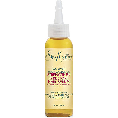 SheaMoisture Jamaican Black Castor Oil Strengthen %26 Grow Restorative Hair Serum