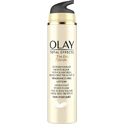 Olay Total Effects Feather Weight Moisturizer