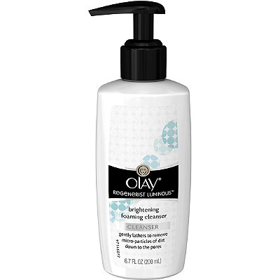 Olay Regenerist Luminous Foaming Cleanser