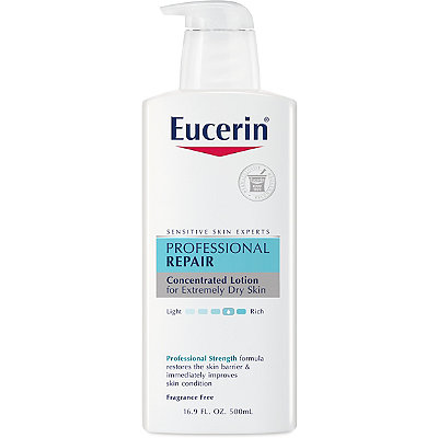 Eucerin Professional Repair Concentrated Lotion