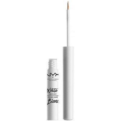 Nyx Cosmetics White Liquid Liner
