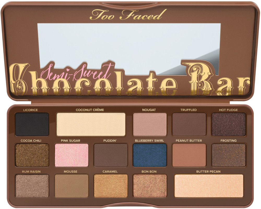 sc 1 st  Ulta Beauty & Semi Sweet Chocolate Bar Eyeshadow Palette | Ulta Beauty Aboutintivar.Com