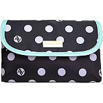 Adrienne VittadiniOnline Only Fold Out Cosmetic - AV Polka Dot
