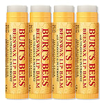 Online Only Beeswax Lip Balm 4 Pack