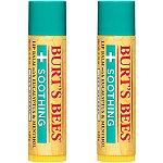 Burt's BeesSoothing Lip Balms with Eucalyptus & Menthol 2 Pk