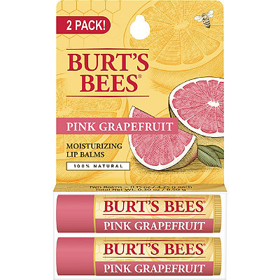 Online Only Pink Grapefruit Lip Balm 2 Tubes