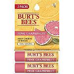Pink Grapefruit Moisturizing Lip Balms 2 Pk