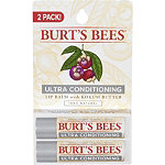Burt's BeesUltra Conditioning Lip Balm 2 PK