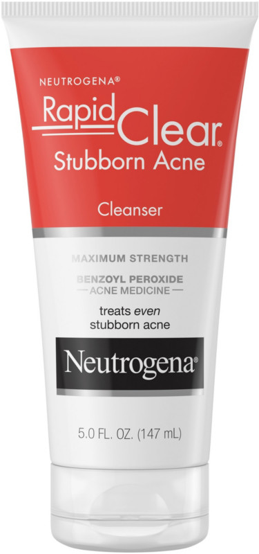 Neutrogena Rapid Clear Stubborn Acne Cream Cleanser Ulta Beauty