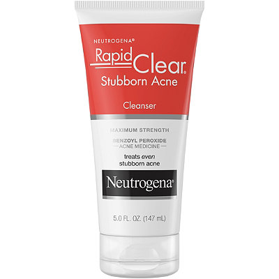 Neutrogena Rapid Clear Stubborn Acne Cream Cleanser