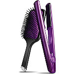 Online Only Amethyst 1%22 Professional Styler with Matching Brush