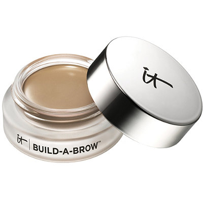 It Cosmetics Build-A-Brow Waterproof 5-In-1 Micro-Fiber Crème Stain