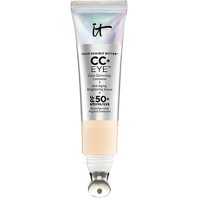 It Cosmetics CC+ Eye Color Correcting Full Coverage Cream Concealer SPF 50+