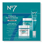 No7 Protect & Perfect Intense Advanced Skincare System SPF 15