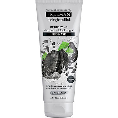 Feeling Beautiful Charcoal %26 Black Sugar Mask