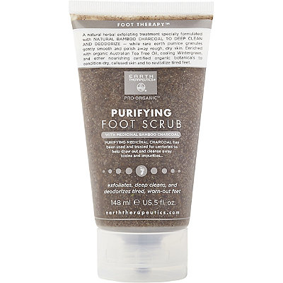 Earth Therapeutics Purifying Foot Scrub