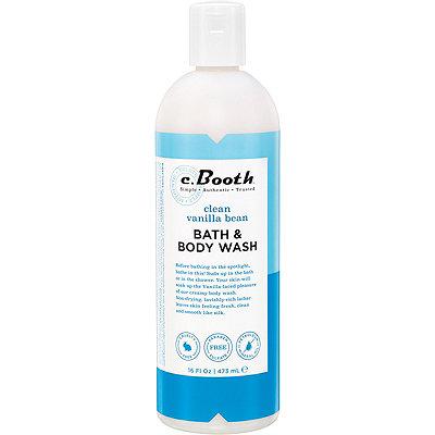 Clean Vanilla Bean Body Wash