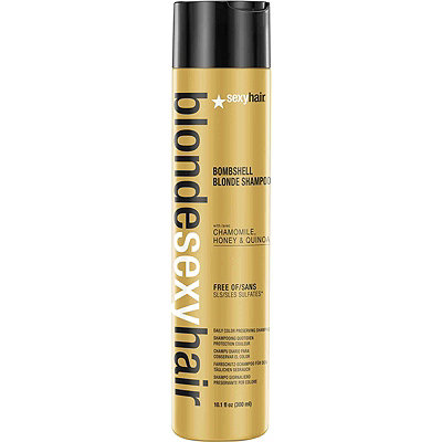 Blonde Sexy Hair Bombshell Blonde Shampoo Daily Color Preserving Shampoo