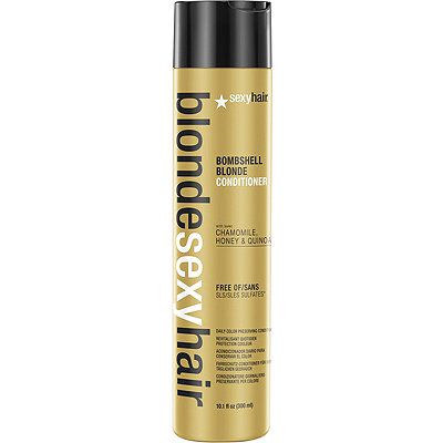 Sexy Hair Blonde Sexy Hair Bombshell Blonde Conditioner Daily Color Preserving Conditioner