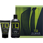 TowelDryOnline Only TD Duo Pack Hydrating Shampoo + Gel Styler