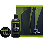 TowelDryOnline Only TD Duo Pack Hydrating Shampoo + Mid Styler