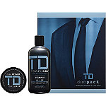 TowelDryOnline Only TD Duo Pack Thickening Shampoo + Clay Styler