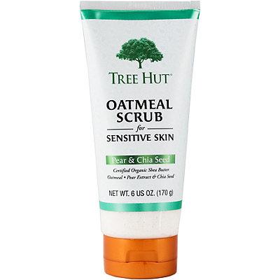 Tree HutOnline Only Pear & Chia Seed Oatmeal Scrub